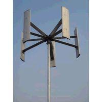 Vertical Axis Wind Turbine Generator thumbnail image
