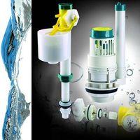 """Most durable toilet repair kit/ Ultra quiet fill valve+3"""" single flush thumbnail image"""