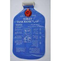 pvc water saving bag / toilet tank bag / toilet water saving bag