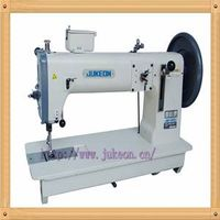 Extra heavy materials unison feed lockstitch industrial sewing machine thumbnail image