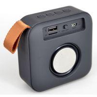 Portable 3W 5W ABS Plastic Speaker Mini Wireless Bluetooth Music Speaker