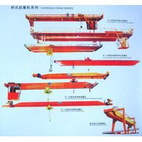 Single Beam Overhead Crane Series