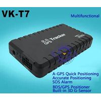 VK-T7 BDS&GPS Positioner/GPS locator/ GPS Tracker for Car Detector/Vehicle Detector OEM/Wholesale/Dr