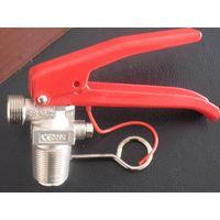 CO2 fire valve