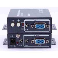 100 200 300M VGA Audio CAT5 Extender(Local /Adjustable) thumbnail image