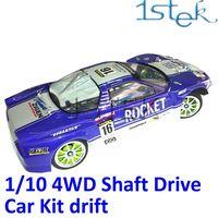 1/10 4WD Shaft Drive RC Car Kit drift
