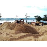 Malaysia River Sand for construction use - sale