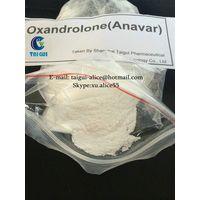 Oral raw Oxandrolone Anavar steroid powder CAS: 53-39-4