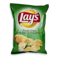 LAYS HOUSE STYLE NATURAL SALT potato chips all Flavour thumbnail image