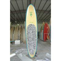 Epoxy Bamboo / EPS Stand UP Paddle Board