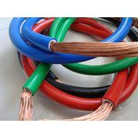 flexible copper/CCA welding cable