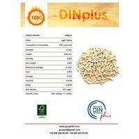 Premium DINplus, 100% Pure Pine, Ash-0,34%, 118 EUR