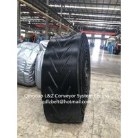 nylon canvas chevron rubber conveyor belt thumbnail image