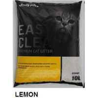 Emily Pets Bentonite Cat Litter Lemon 10L