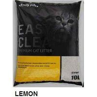Emily Pets Bentonite Cat Litter Lemon 10L