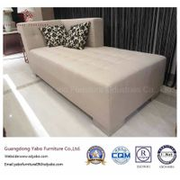 Custom Hotel Furniture for Living Room Chaise Lounge (QT-M-08)
