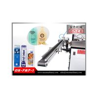Huayu Automation OS-767 Heat Transfer Machines for Kerasys Personal Care Bottles thumbnail image