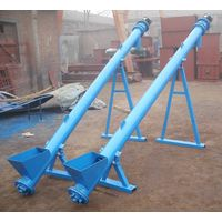 YongQing professional inclined anger screw conveyor