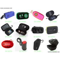 Hard shell eva molded speaker carrying bags cases protectors