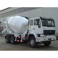 Sino cement truck 6x4 concrete mixer truck, 8m3,9m3,10m3