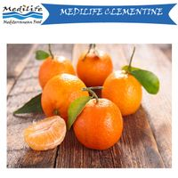 Clementine. Fresh Fruit. Mediterranean healthy fruit.
