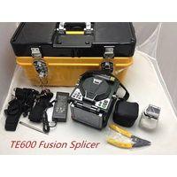 Optical fiber fusion splicer TE600 complete kits splicing machine thumbnail image