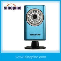 """Sinopine H.264 1/4"""" CMOS Wi-Fi/WLAN Surveillance IP Camera"""