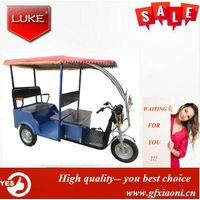 Popular Electric Tricycler Rickshaw - Three Wheel Passenger Tricycles thumbnail image