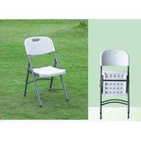 Folding Outdoor Metal Plastic Chair