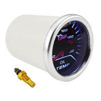 Oil temperature gauge
