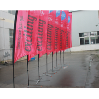 china cheap price flag banner for advertising printing