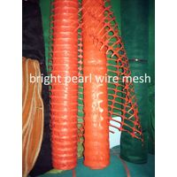 Barrier fence (plastic fencing mesh, plastic safety fence)