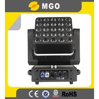 25pcs*12W led moving head matrix