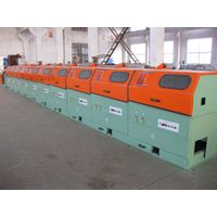 stainless wire drawing machine