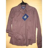 canvas shirt with patch pocket garment thumbnail image
