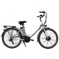 26'' 36V 250W Electric Bicycle, CE EN15194 authenticated