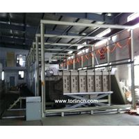 Flat Glass Deep Etching Machine