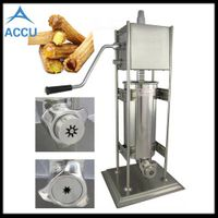 Electric Automatic Stainless Steel Churros Machine for Sale