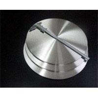 Zirconium target thumbnail image