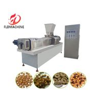 Dry Dog Cat Food Making Machine thumbnail image