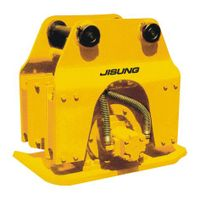 Compactor - HYDRAULIC COMPACTOR JST50