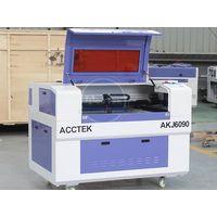 CO2 laser plexiglass engraving cutting machine AKJ6090 thumbnail image