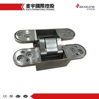 3-way adjustable 180 degree stainless steel 304 tectus concealed hidden door hinges for flush doors