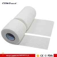 Medical grade latex free hot melt adhesive mixture colored elastic adhesive bandage thumbnail image