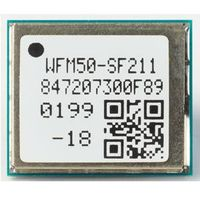 WiFi Module_WFM50-SF211(Single Stream Wi-Fi (2.4GHz) module for stand-alone mode )