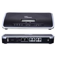 Grandstream UCM6100 series IP PBX Appliance Integrated 2/4/8/16 PSTN trunk FXO ports with integrated