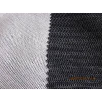 Straight cut hemmed piping non-woven lining