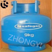 Steel LPG Cylinder & Gas Tank - 9kg