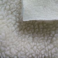 SHERPA BOA FUR FLEECE FABRIC