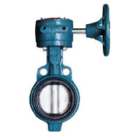 10K wafer Butterfly Valves